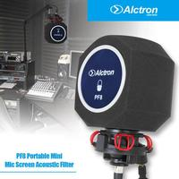 Professional Alctron PF8 Studio Mic Screen Acoustic Filter Desktop Recording Microphone Noise Reduction Wind Screen