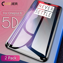 CASEIER 9H Full Covers Tempered Glass For Oneplus 5T 6 6T Nano HD Screen Protector Film