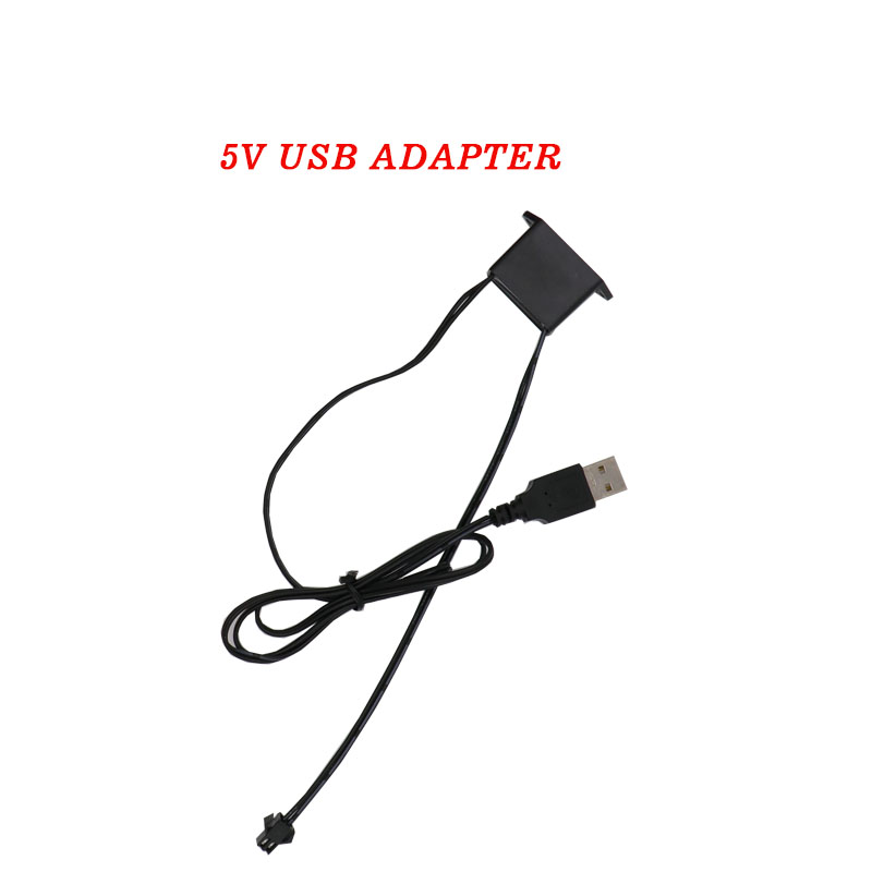 Power Driver for Light Strip Mini Inverter 5V USB 1-5M 185mm EL Wire Cable Neon Glow Inverter Festival DecorationPower Driver for Light Strip Mini Inverter 5V USB 1-5M 185mm EL Wire Cable Neon Glow Inverter Festival Decoration