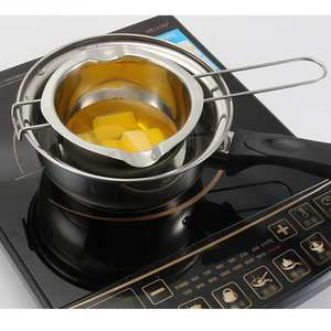 Baking-Tools Warmer Milk-Bowl Pastry Chocolate-Melting-Pot Butter Double-Boiler Stainless-Steel