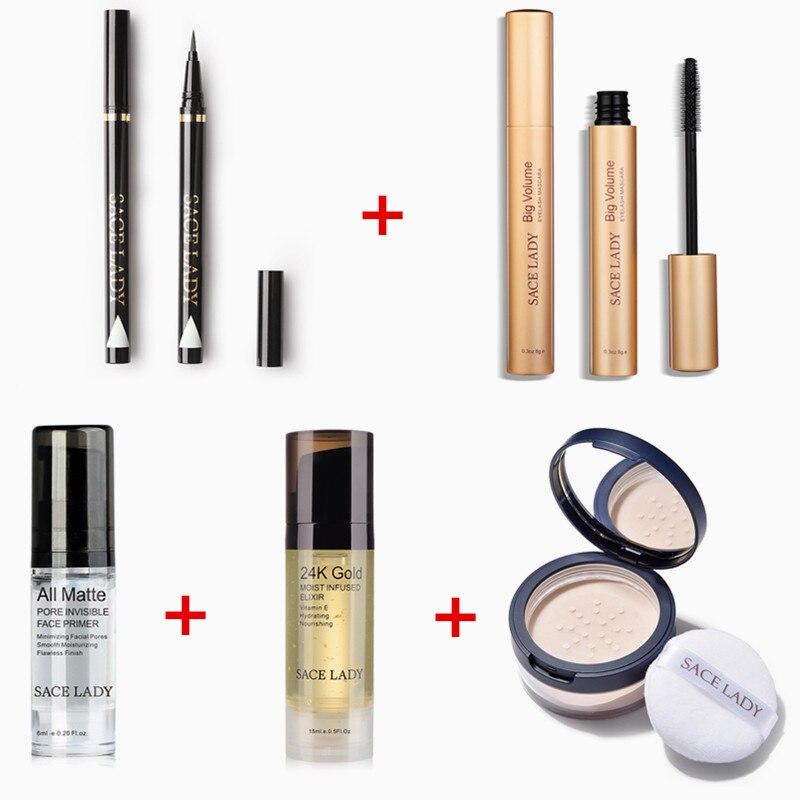 Cosmetics: Aliexpress.com : Buy SACE LADY Cosmetics Makeup Sets Face
