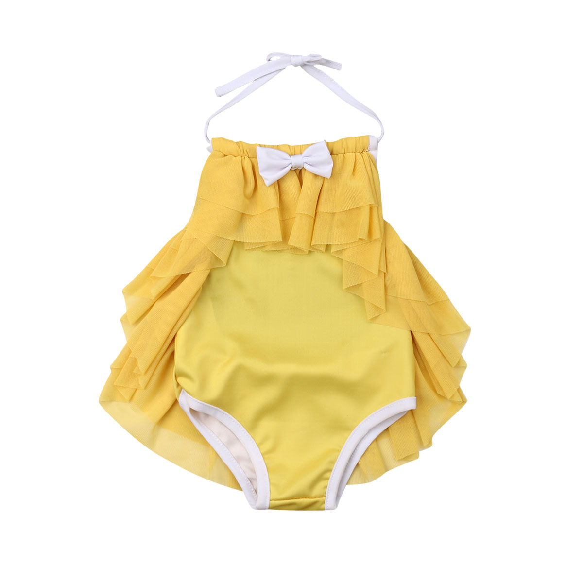 Baby Girl Swimming Costume