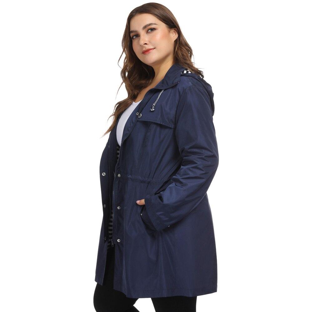 c64be0187 Sweat Pour Spéciale Taille Black ~ Offre Outwear Blue Manteau navy ...