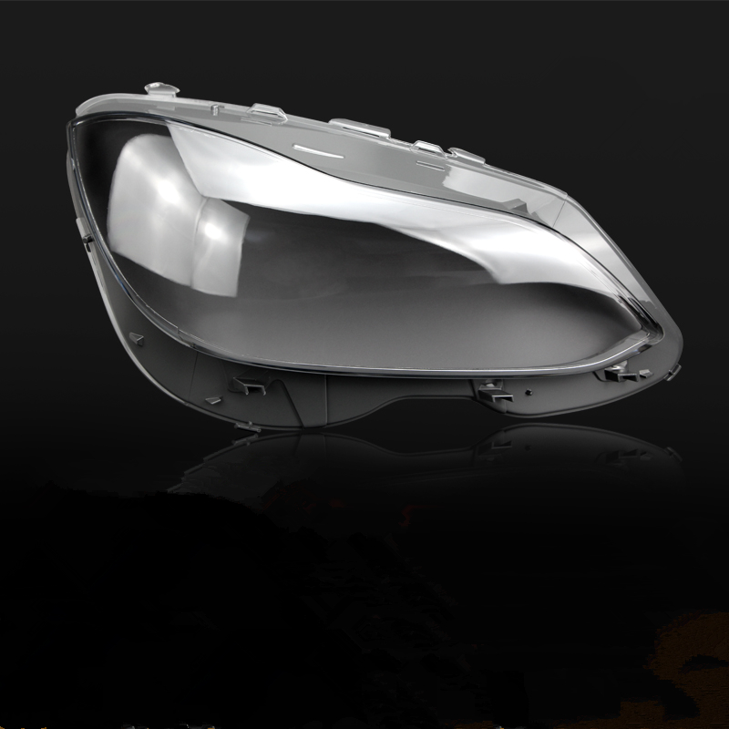 Car <font><b>Headlights</b></font> Shell Cover Transparent Lamp Shell Mask Accessories For Benz <font><b>W212</b></font> E-Class E200L E260L E280L E300 2014 2015 image