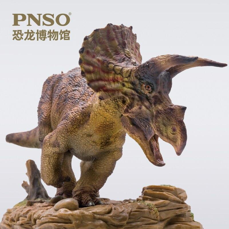 PNSO ジュラ紀の恐竜ドリートリケラトプス 26 センチ 1:35 コレクションモデル  グループ上の おもちゃ & ホビー からの アクション & トイ フィギュア の中 1