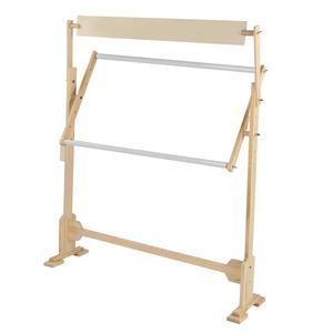 Image 3 - كبيرة الحجم التطريز حامل الصلبة إطارات خشبية طاولات خشبية قابلة للتعديل الإطار ل عبر غرزة الخياطة اليدوية أدوات
