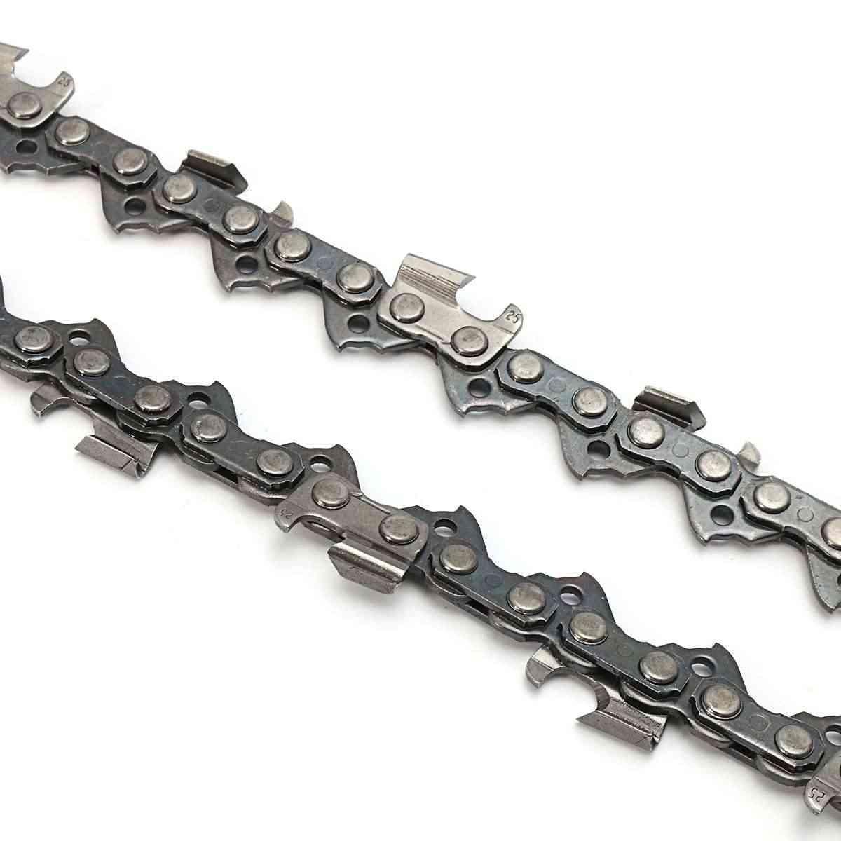 18/20 Cal 72/76 Drive Link piła łańcuchowa piła łańcuchowa ostrze cięcie drewna części do pił łańcuchowych piła łańcuchowa do cięcia Lumbers