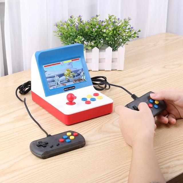 Hot 4.3inch 480*272 Video Game Console A8 Retro Mini Handheld Game Player 16G Built-in 3000 Classic Games Best Gift for Child