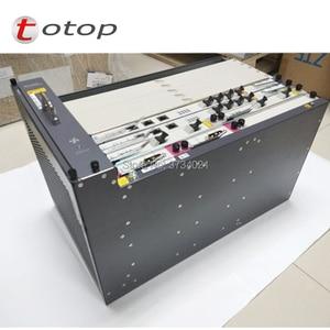 Image 1 - Huawei MA5683T 19 inches GPON OLT equipment 10GE Uplink with 2*SCUN+2*X2CS+2*PRTE GPON board MA5683T Optical Line Terminal