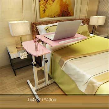Mueble Office Para Notebook Tafelkleed Tavolo Bed Schreibtisch Adjustable Bedside Mesa Laptop Stand Desk Computer Study Table