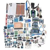 for UNO Mega for Nano Sensor Relay bluetooth Wifi LCD Beginner Starter Kits For Arduino No Battery Version