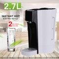 Мгновенный горячий Электрический чайник 2200 Вт 2.7л чайник для приготовления чая, кипячение воды, диспенсер для дома, рабочего стола, офиса, пи...