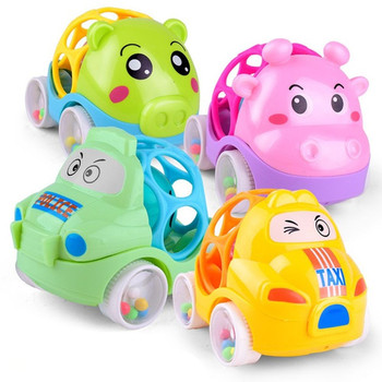 Soft Baby Toys Rattles Educational Kids Toys for Children Newborns Mobile 0-12months Cribs Strollers Non-toxic Musical Rattles