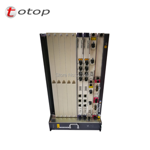 Image 4 - 10G OLT Huawei MA5683T GPON OLT Chassis with 2xSCUN + 2xPRTE + 2x X2CS + 1xGPFD C++ Module 16 ports