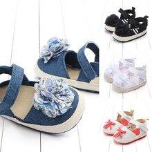 PUDCOCO Baby Shoes Prewalker Kids Summer Sandals Toddler Girl Infant Anti Slip Soft Sole