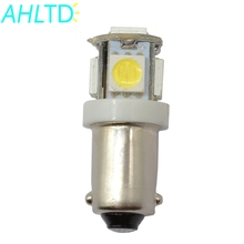 1Pcs T11 BA9S 5050 5SMD Dome Light Reading Bulbs 5SMD T4W 1445 Q65B H6W 182 53 57 Car Indicators Light Interior Bulb Wedge Lamp new arrival 10pcs 12v t11 ba9s white bulb t4w 3886x h6w 363 5050 5led car interior dome map light lamp