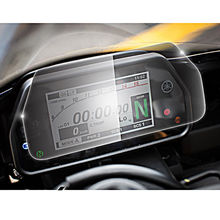 Motorcycle Cluster Scratch Protection Screen Protector for Yamaha YZF R1 R1M 2015 2016 2017 2018