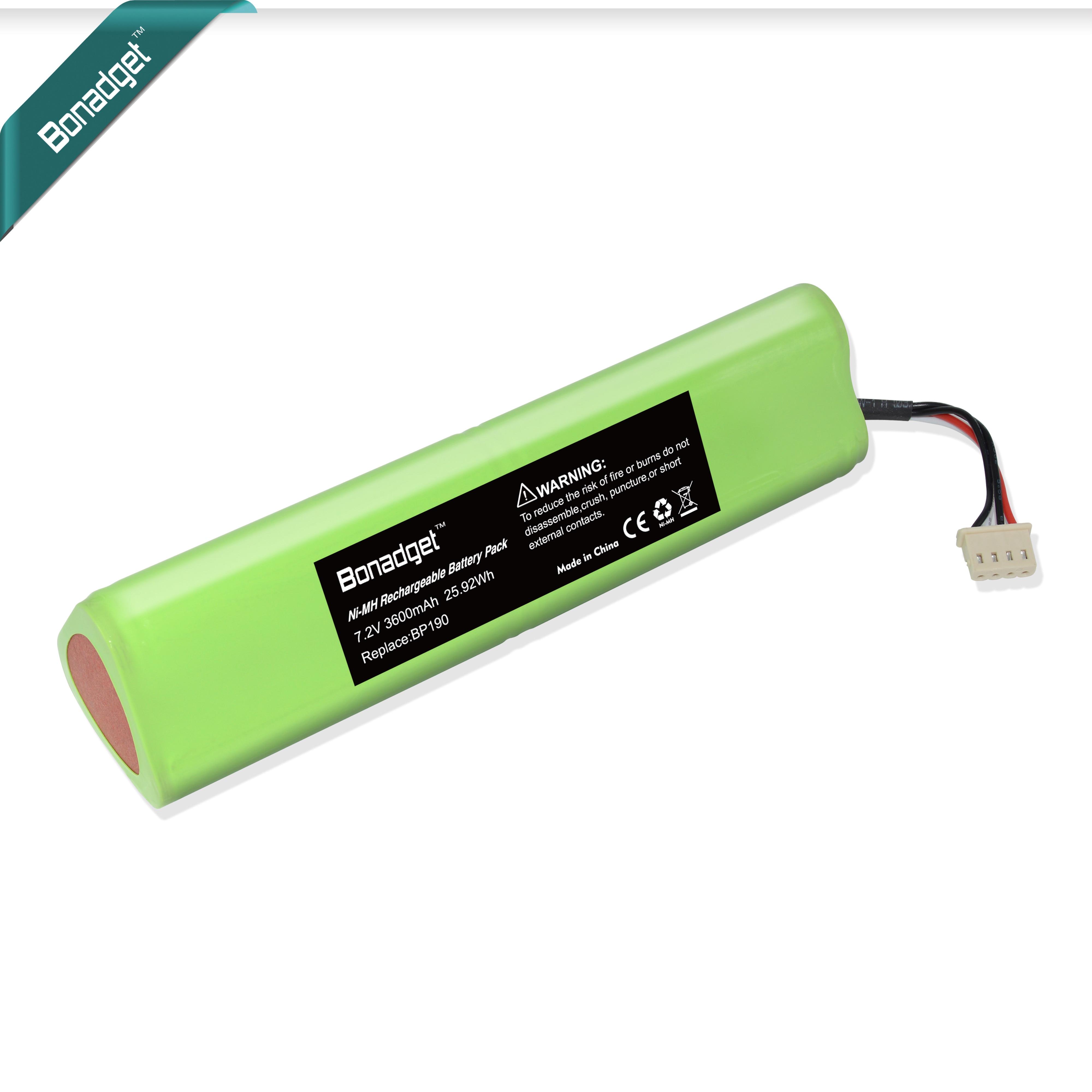 Ni-MH Battery for Fluke Analyzers 435 BP-190 B11432 BP190 Analyzers 434 430 NEW