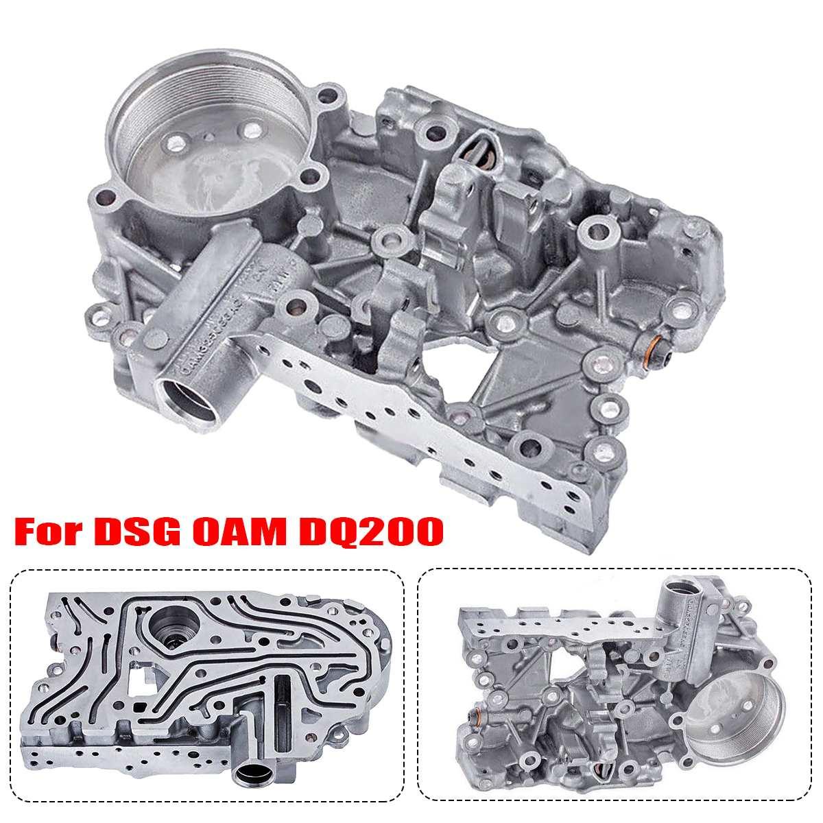 DQ200 DSG Valvebody accumulateur boîtier métal pour Audi/VW Auto pièces de rechange 0AM325066AC 0AM325066C 0AM325066R