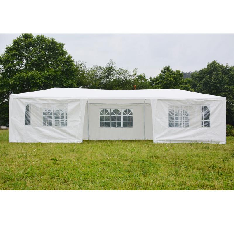 3 X 9m Seven Sides Portable Home Use Waterproof Tent With Spiral Tubes US Warehouse Directly Shipping 7-10 Days Delivery3 X 9m Seven Sides Portable Home Use Waterproof Tent With Spiral Tubes US Warehouse Directly Shipping 7-10 Days Delivery