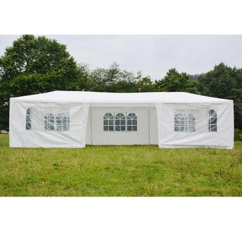 3 X 9m Seven Sides Portable Home Use Waterproof Tent With Spiral Tubes US Warehouse Directly Shipping 7-10 Days Delivery