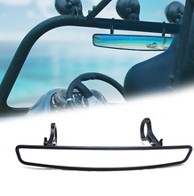 цена на 1.75 Wide-angle Rear View Race Mirror With steel clamp for POLARIS RZR XP 900 XP 1000 RZR