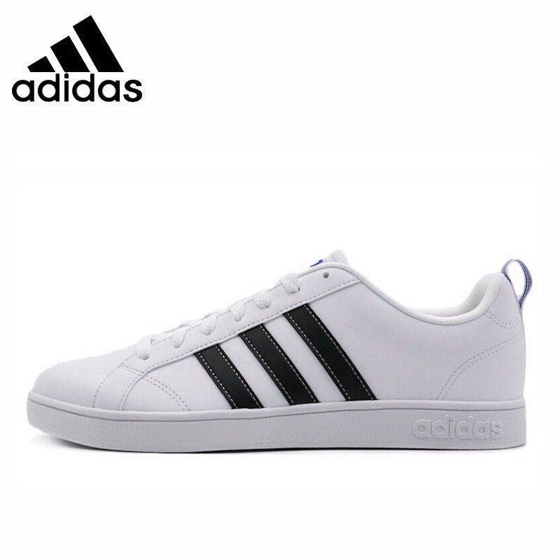 Adidas 2018 VS avantage nouveauté originale chaussures de skate pour hommes baskets d'extérieur durables F99256
