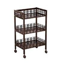 Mensole Almacenamiento Cosas Organization Articulos De Cocina Mensola Etagere Shelf With Wheels Organizer Trolleys Estantes Rack