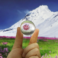Feng Shui Lens-Ball Crystal Photographyer-Gifts Clear Magic Glass with Box for Desk Office