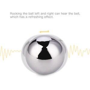 Image 4 - 2 adet Baoding topları çin sağlık egzersiz stres topları 39mm Metal meridyen topu el beyin egzersiz ile saklama kutusu 31