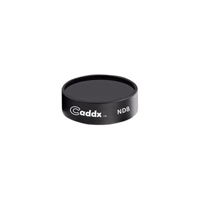 Filtro de lente ND de alta calidad 15mm Caddx ND8/ND16 para Turtle V2/2,1mm lentes Ratel Turbo Eye FPV accesorios de repuesto para cámara