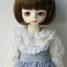JD256 1/3 Мода bjd синтетический мохер кукольные парики Размер 8-9 дюймов 9-10 дюймов красивые волосы BJD