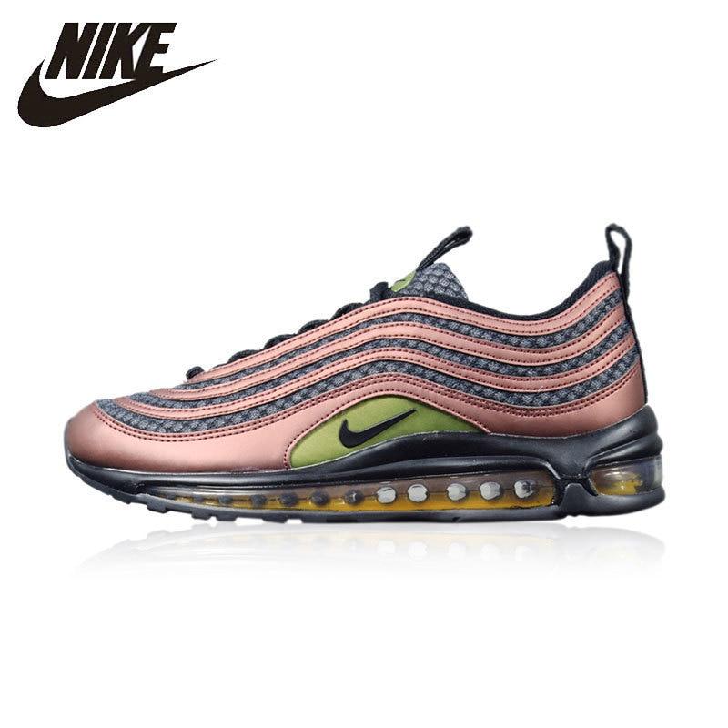 Nike Air Max 97 chaussures de course pour homme résistant à l'usure Absorption des chocs chaussures antidérapantes baskets confortables # AJ1988-900