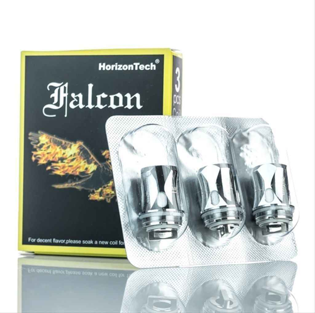 3 adet/paket 2019 yeni ufuk teknoloji Falcon yedek bobinler F3 M1 örgü rulo Horizon Tech Falcon F3 M1