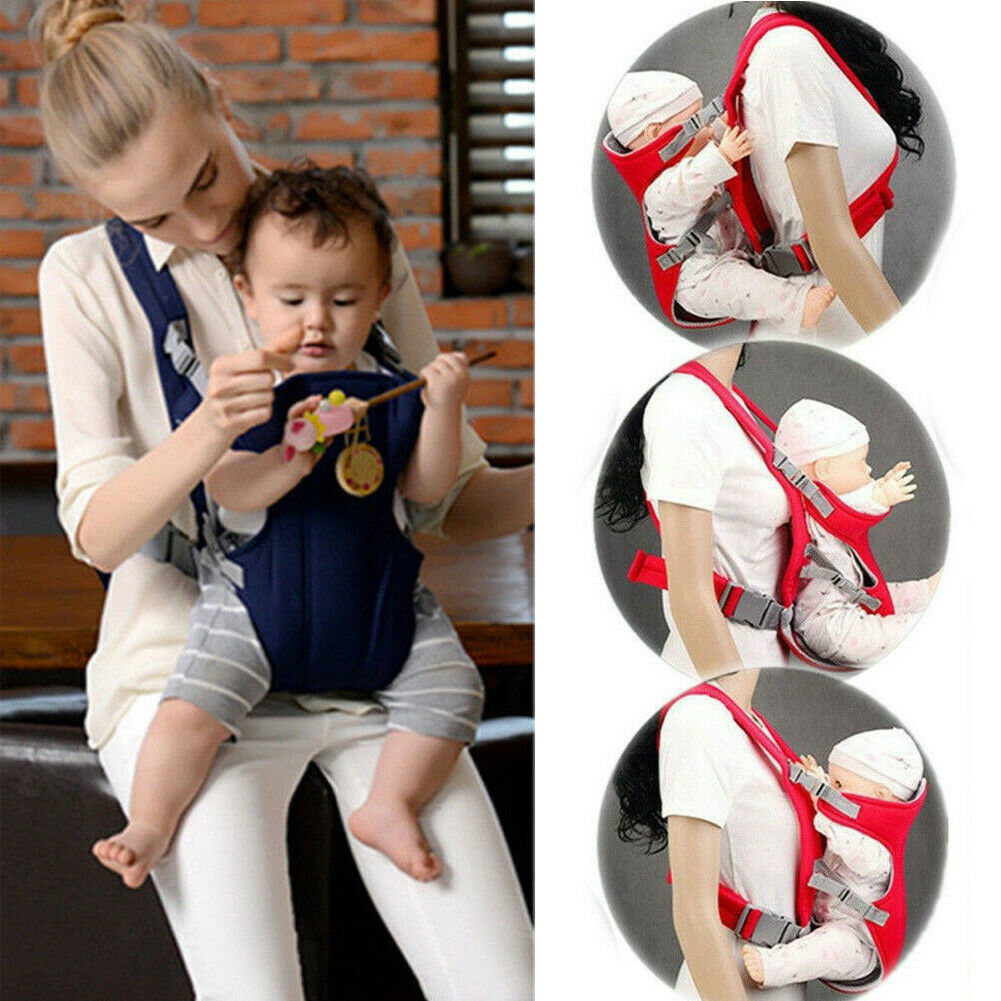 Baby Carrier Backpack Breathable Baby Newborn Infant Adjustable Wrap Sling
