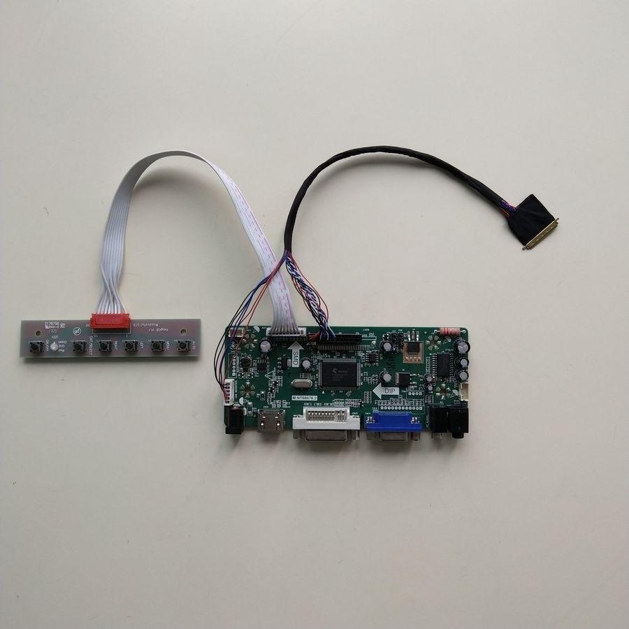 m.nt68676 Controller Driver Board Kit hdmi+dvi+vga Honey For Ltn116at01-801 40 Pin Laptop Lcd Panel 60hz Lvds Wled 1366*768 11.6 Inch