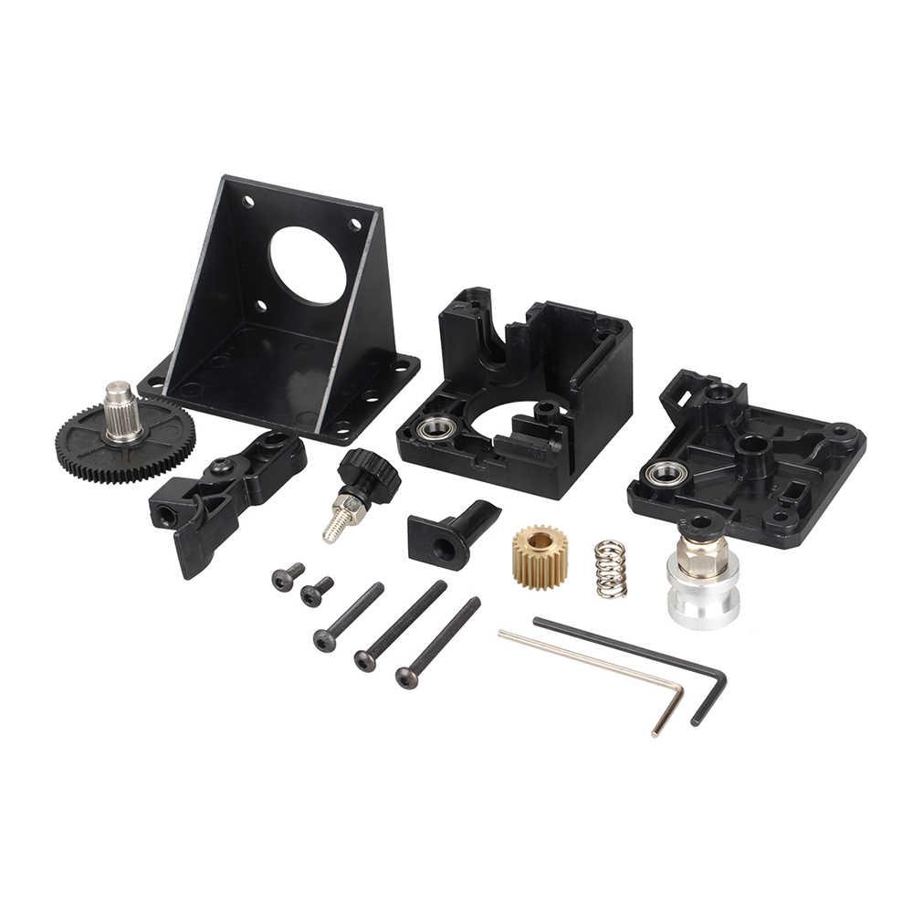 Peças Da Impressora Extrusora 3D XCR3D Titan Para E3D V6 Suporte De Montagem 1.75 milímetros Filamento Bowden Hotend J-cabeça 3:1 relação de transmissão