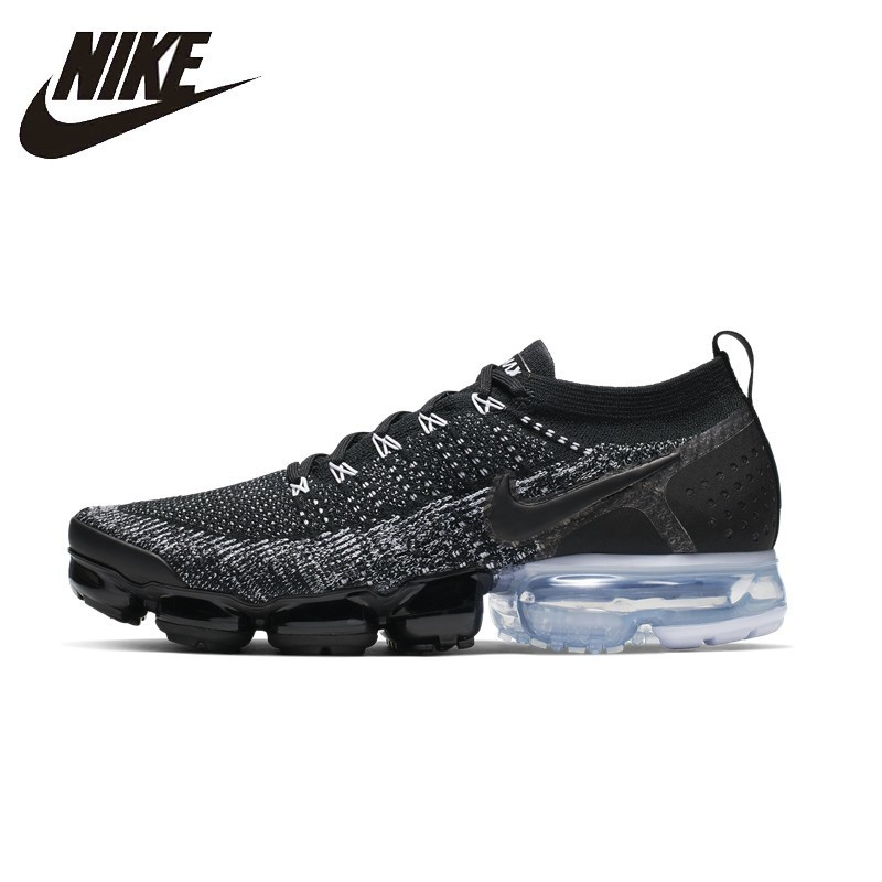 31c2777c381 Nike AIR VAPORMAX FLYKNIT 2 Original New Arrival Mens Running Shoes  Breathable Stability Support Sports Sneakers