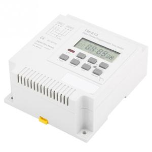 Image 5 - TM 163 Programmable Time Relay 3 Phases Time Switch 380V Digital Microcomputer Control Time Relay water pump timer switch White