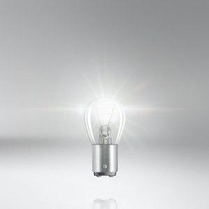 Image 5 - オスラム 7528 P21/5 ワット標準金属拠点ターンシグナルライト駐車ランプoem自動停止電球オリジナル 12v S25 21/5 ワット (10 個)