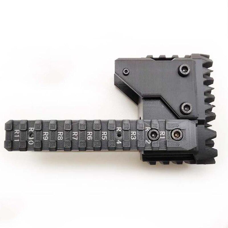 Zhenduo jouet attaque tête hop up Kriss vecteur pistolet Gel balle Blaster accessoires enfants passe-temps cadeau de noël