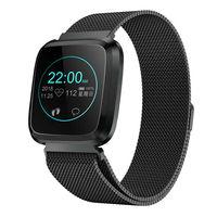 L18 Smart Wristband Heart Rate Sleep Tracker Social Message Reminder Smart Watches USA