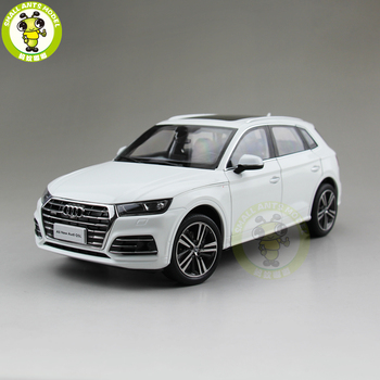 1/18 NEW Q5 Q5L SUV Diecast Metal Car SUV Model Toys for Girl Kids Boy Birthday Gift White image