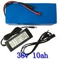 Аккумулятор для электровелосипеда 36 в 10 А · ч  литиевая батарея 36 в 10 А · ч 13 А · ч 15 А  аккумулятор для электрического велосипеда 36 в 250 Вт 350 Вт ...