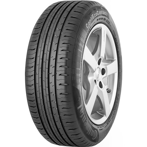 CONTINENTAL ContiEcoContact 5 205/60R16 92H continental contiecocontact 5 215 60r16 95v