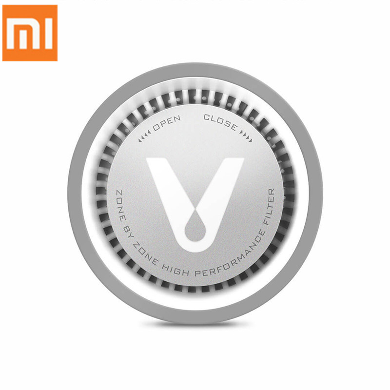 Xiaomi Mijia VIOMI Original herbacé réfrigérateur Air propre filtre pour légumes fruits aliments frais prévenir maison Kit
