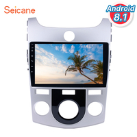 Seicane Quad Core 9inch for 2008 2012 KIA Forte(MT) With RAM 1GBHD 1024*600 Android 8.1 Car Radio Multimedia Player GPS Navi