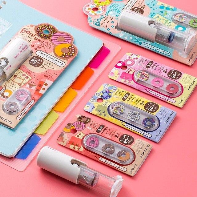 Japan Anime Custom Stickers Memo Mark Sterke Subsidies Losbladige Beschermen Gat Fittings Hit Bullet Journal Stickers