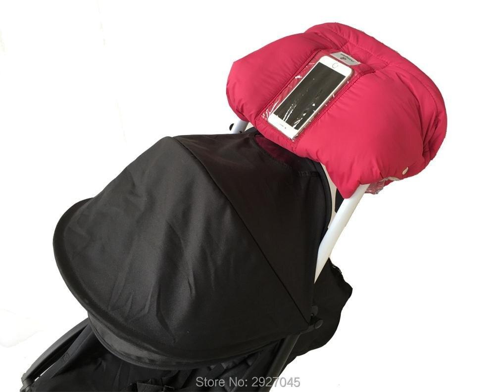 Baby Stroller accessories Sleeping Bags Winter Stroller Glove Warm Envelope Sleepsack Pushchair Leg Cover Fit Babyzen YOYO YOYA in Strollers Accessories from Mother Kids