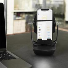 Автоматическое встряхивание вращающееся устройство Swing Motion для мобильного телефона WeChat Запуск Шаг Подсчет программы с USB кабелем
